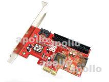 Card PCI Express Controller to IDE 2 sata por
