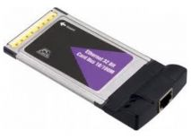 Card PCMCIA to LAn 10-100
