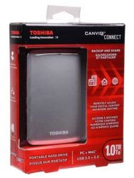 Toshiba Canvio Connect 1TB USB3.0