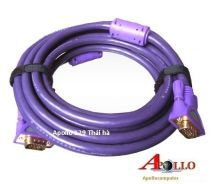 Cable VGA JB 25m đầu mạ vàng 24k
