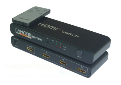 HDMI Switch 1x3 HDMI-301F