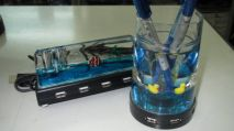 HUB USB 2.0 4 PORT