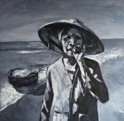 Vietnamese Peasant Woman