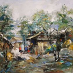 The upland village
