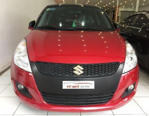 Xe Suzuki Swift Special 1.4AT 2015 - Đỏ