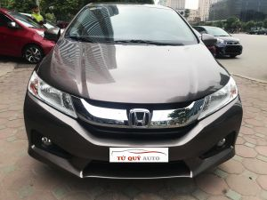 Xe Honda City 1.5 AT 2016 - Nâu