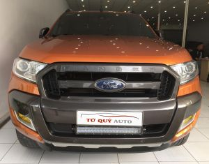 Xe Ford Ranger Wildtrak 3.2AT 2015 -  Cam