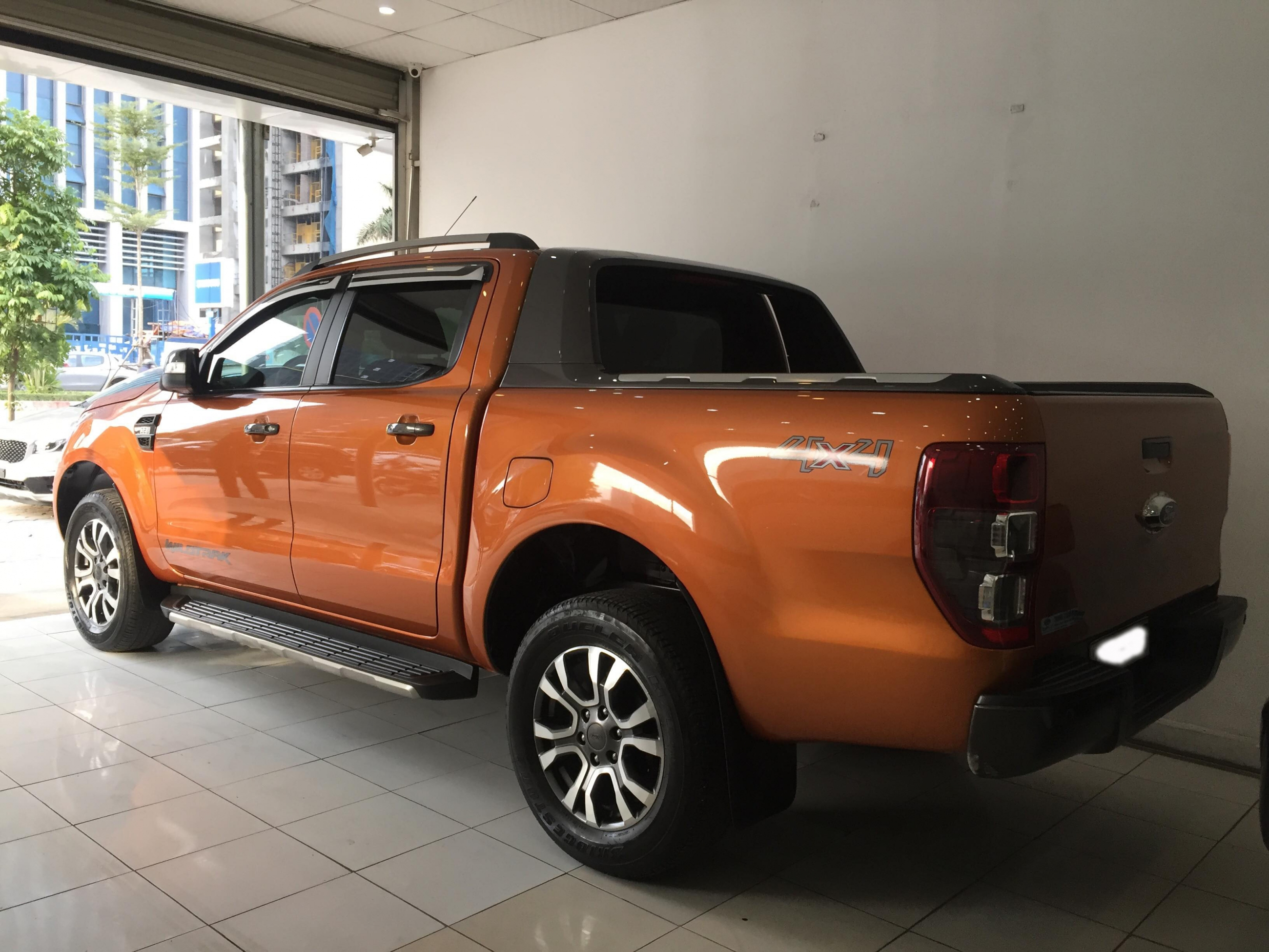 Ford Ranger WildTrak 2015 - 4