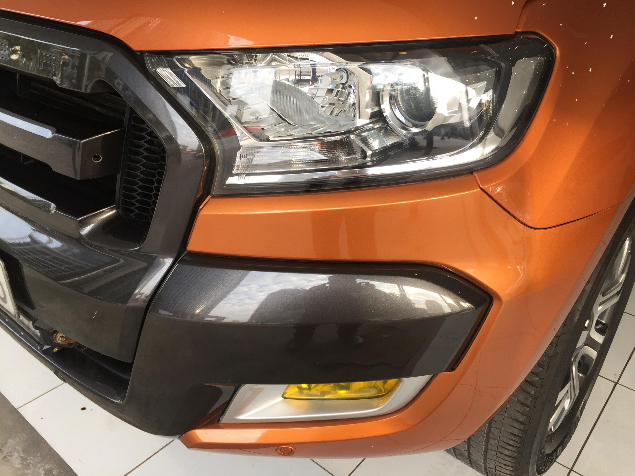 Ford Ranger WildTrak 2015 - 6