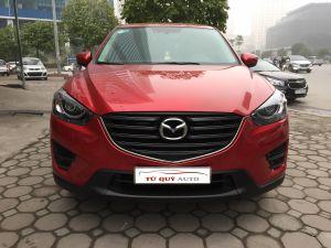 Xe Mazda CX 5 2.0 AT 2016 - Đỏ