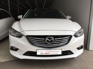 Xe Mazda 6 Sedan 2.5 AT 2016 - Trắng