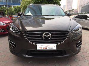 Xe Mazda CX 5 2.5AT 2016 - Nâu cafe