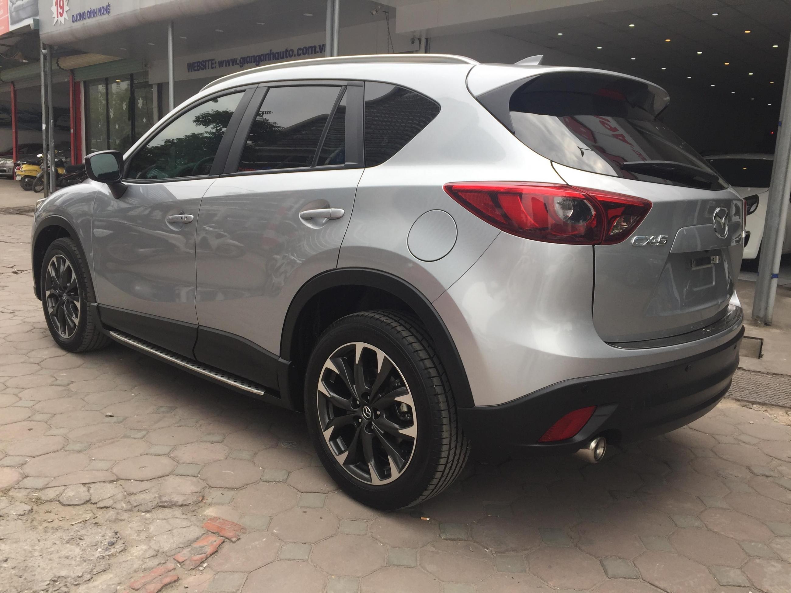 Mazda CX5 2.0 2016 - 5