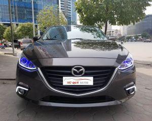Xe Mazda 3 Sedan 1.5AT 2016 - Nâu
