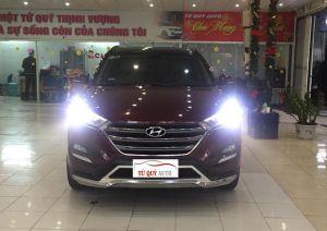 Xe Hyundai Tucson 2.0AT 2015 - Đỏ