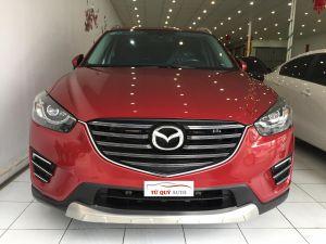 Xe Mazda CX 5 2.0AT 2017 - Đỏ