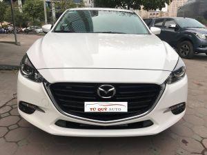 Xe Mazda 3 Sedan 1.5L Facelift 2017 - Trắng