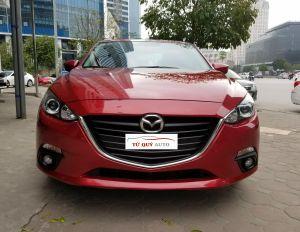 Xe Mazda 3 Sedan 1.5L 2015 - Đỏ