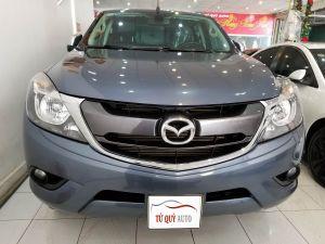 Xe Mazda BT 50 2.2AT 2015 - Xanh