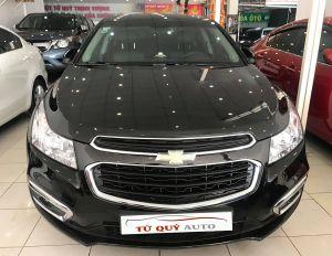 Xe Chevrolet Cruze LT 1.6MT 2017 - Đen