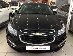 Xe Chevrolet Cruze LT 1.6MT 2015 model 2016 - Đen