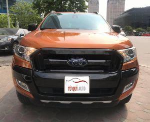 Xe Ford Ranger Wildtrak 3.2L 4x4 AT 2016 - Cam