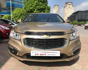 Xe Chevrolet Cruze LT 1.6MT 2016 - Vàng cát