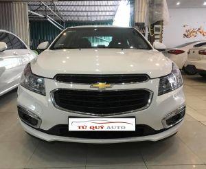 Xe Chevrolet Cruze LT 1.6MT 2016 - Trắng