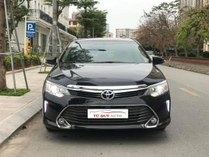 Xe Toyota Camry 2.0E 2016 - Đen