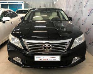 Xe Toyota Camry 2.0E 2013 - Đen