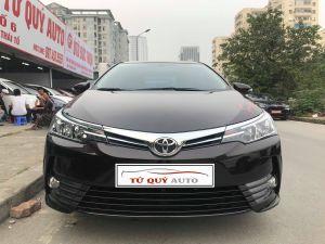 Xe Toyota Corolla altis 1.8G 2019 - Nâu