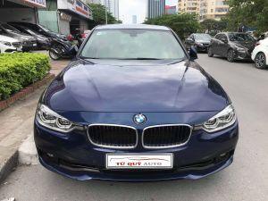 Xe BMW 3 Series 320i 2016 - Xanh