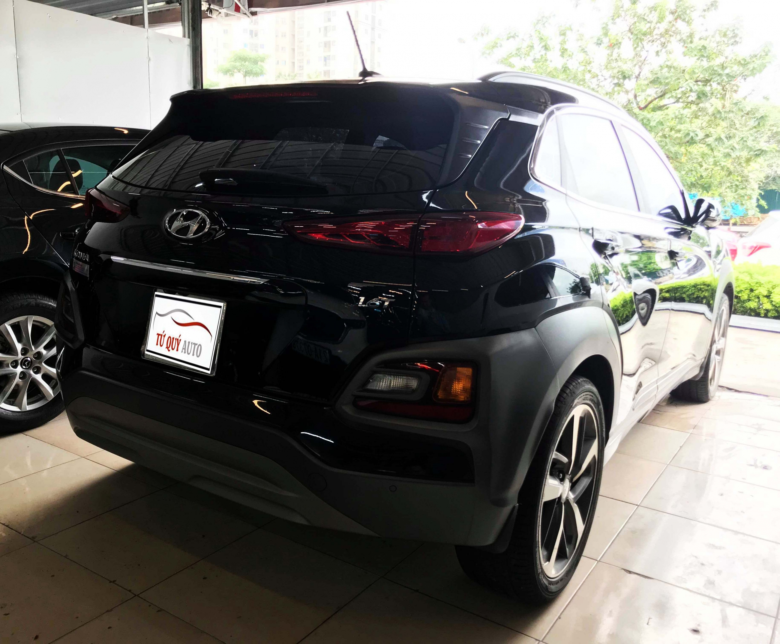 Hyundai Kona 1.6Turbo 2019 - 4