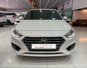 Xe Hyundai Accent 1.4ATH 2018 - Trắng