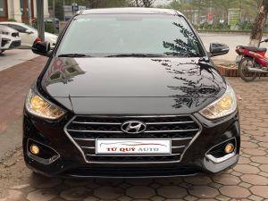 Xe Hyundai Accent 1.4 AT 2018 - Đen