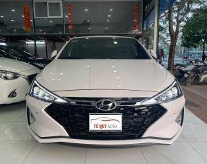Xe Hyundai Elantra 1.6Turbo 2019 - Trắng