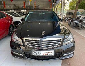 Xe Mercedes Benz C class C250 2012 - Đen