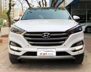 Xe Hyundai Tucson 1.6Turbo 2018 - Trắng