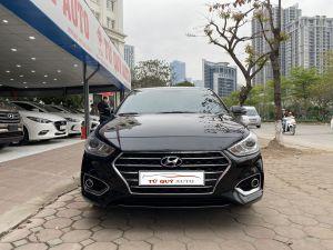 Xe Hyundai Accent 1.4MT 2019 - Đen