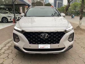 Xe Hyundai Santa Fe 2.2CRDi Premium 2019 - Trắng