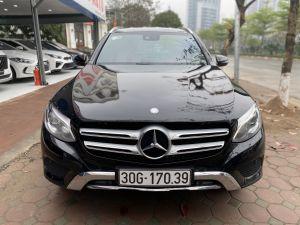 Xe Mercedes Benz GLC 250 4Matic 2016 - Đen