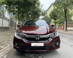Xe Honda City 1.5CVT 2019 - Đỏ Mận