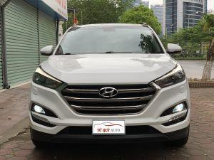 Xe Hyundai Tucson 2.0ATH 2015 - Trắng