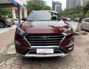 Xe Hyundai Tucson 2.0AT 2019 - Đỏ Mận
