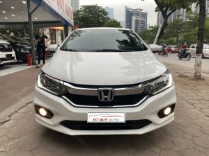 Xe Honda City 1.5CVT 2019 - Trắng