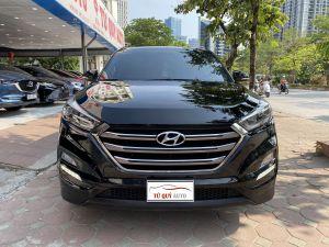 Xe Hyundai Tucson 2.0ATH 2015 - Đen