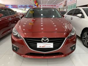 Xe Mazda 3 Sedan 1.5AT 2017 - Đỏ All New