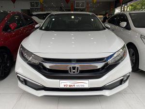 Xe Honda Civic 1.8G 2019 - Trắng