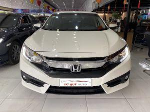 Xe Honda Civic 1.8E 2018 - Trắng