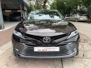 Xe Toyota Camry 2.5Q 2019 - Nâu